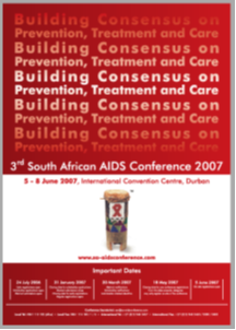 3rd SAAIDS Conference